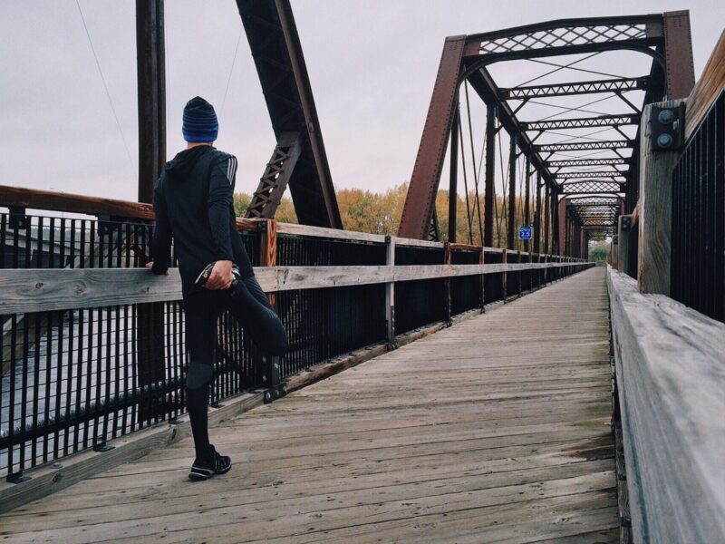 Sådan får du klemt lidt mere motion ind i din hverdag